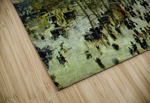 Boulevard of Capucines by Monet jigsaw puzzle
