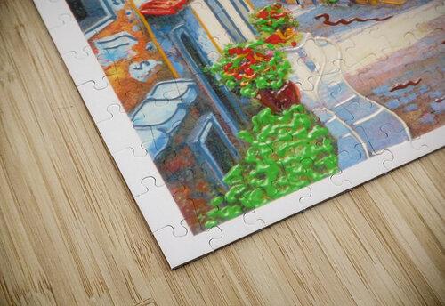 postcard jigsaw puzzle