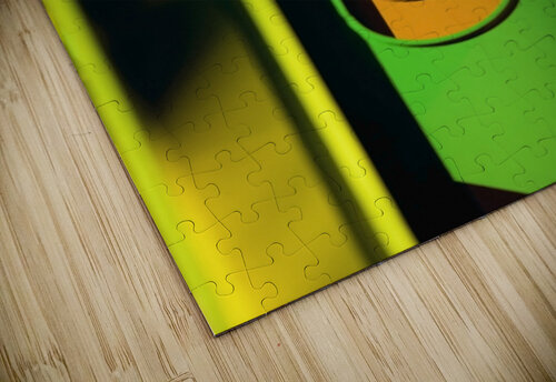 Looking Through Colorful Ovals jigsaw puzzle