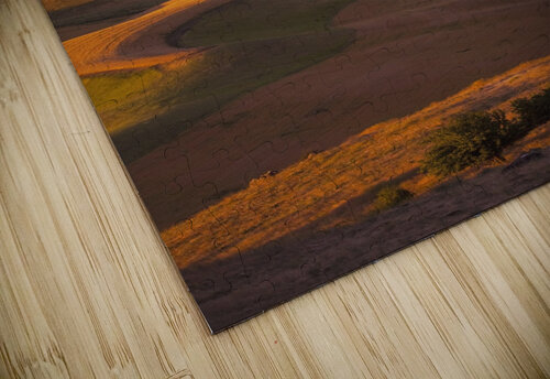 Hilly Landscape jigsaw puzzle