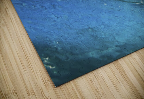 Blue Ocean Wave jigsaw puzzle