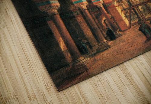 Interieur de la mosquee du Mourestan jigsaw puzzle