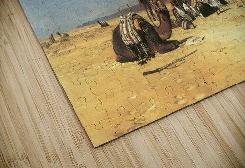 Rast in der Araba jigsaw puzzle