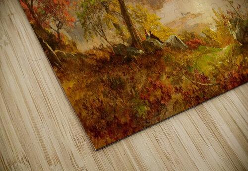 Lake Autumn on the Hudson jigsaw puzzle