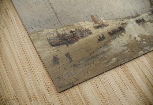 Manana en Scheveningen jigsaw puzzle