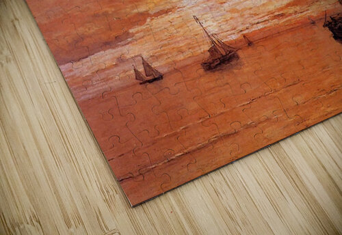 Calm Sea Sun jigsaw puzzle