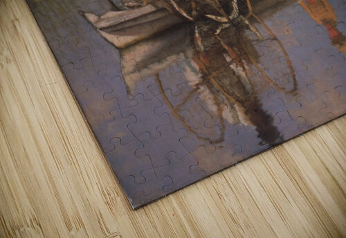 The Bow Net, 1886 jigsaw puzzle