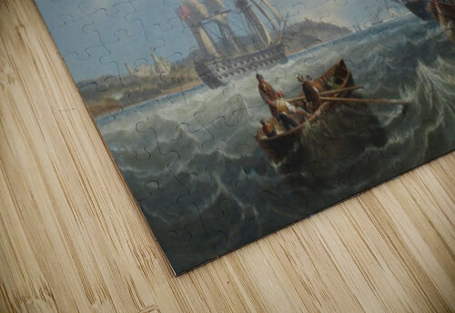 Boats by the sea jigsaw puzzle