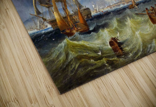 Sailing to Gibraltar jigsaw puzzle