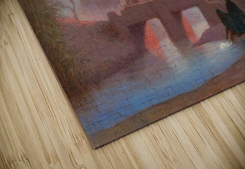Environs du Caire jigsaw puzzle