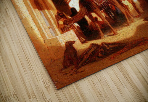 Street in Cairo jigsaw puzzle