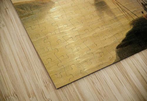Gebel El Silsilis 1838 jigsaw puzzle
