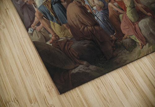 Israelites resting after the crossing of the Red Sea, 1815 jigsaw puzzle