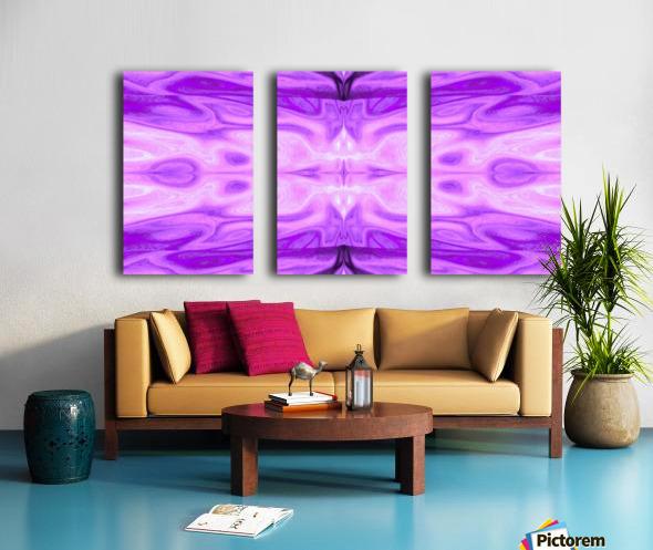 Queen of the Butterflies 105 Split Canvas print