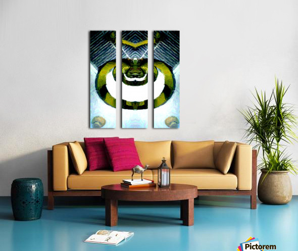 firserpent Split Canvas print