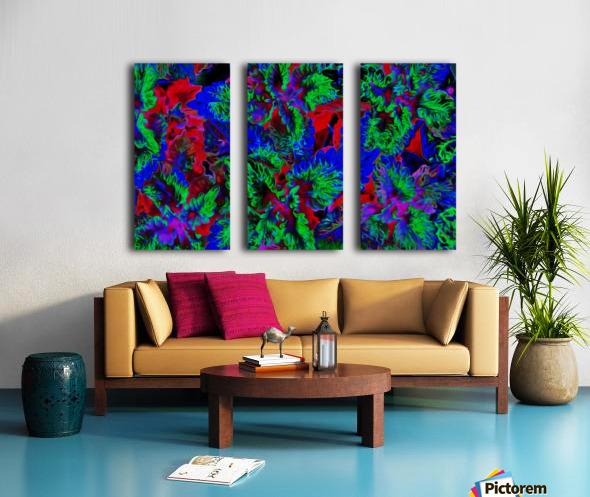 underTHEsun Split Canvas print