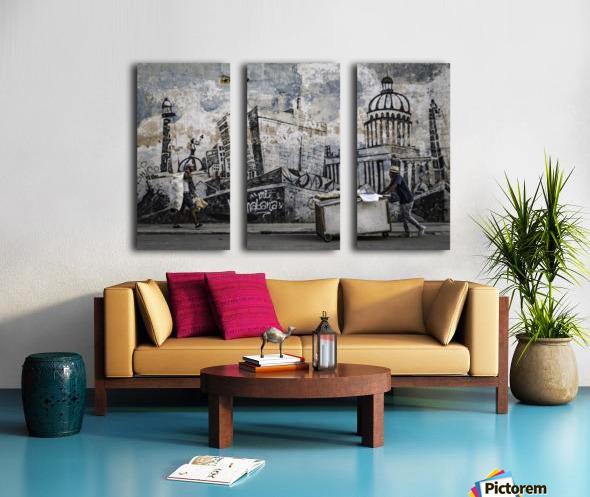 Mi Habana Toile Multi-Panneaux