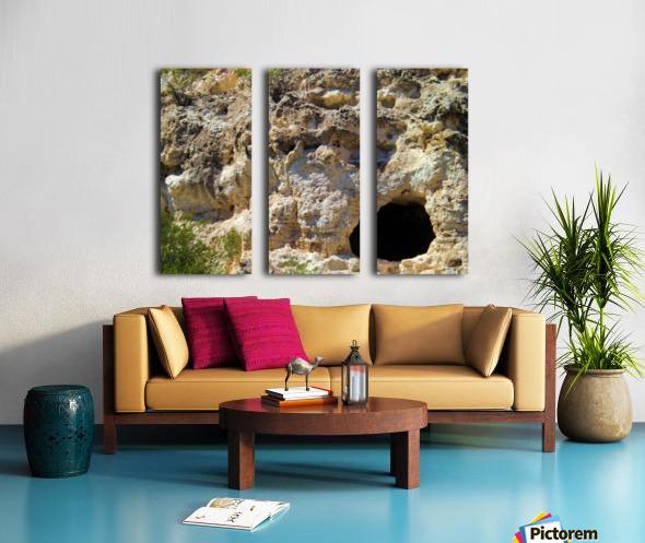 Montezuma's Castle-11 Split Canvas print