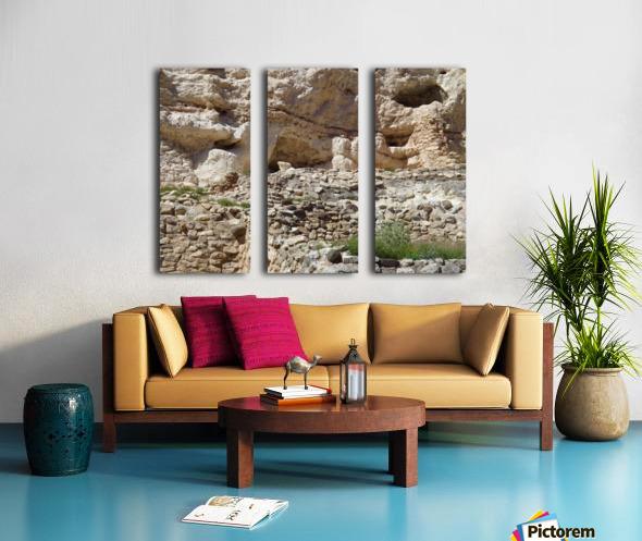 Montezuma's Castle-8 Split Canvas print