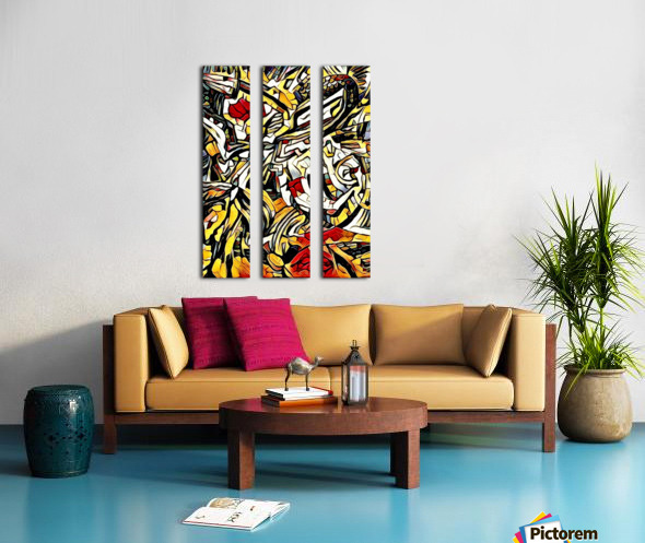 colifor Split Canvas print