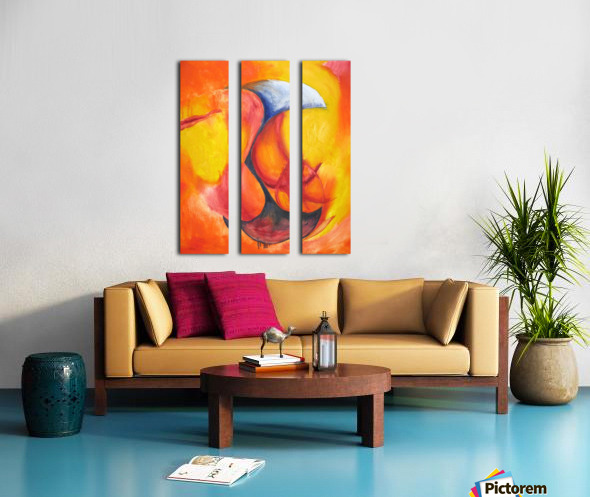 Image00013 Split Canvas print