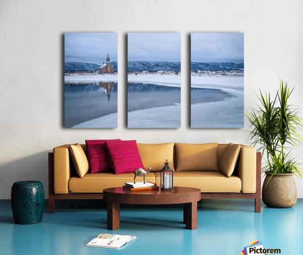 Tranquility Split Canvas print