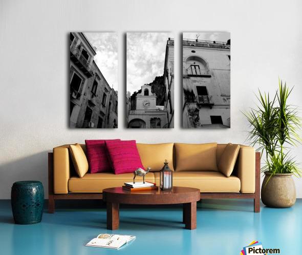 Atrani Village - Italy Split Canvas print