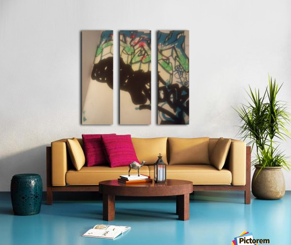 15175426196081974231768 Split Canvas print