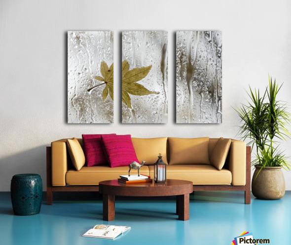 Melancolie Split Canvas print
