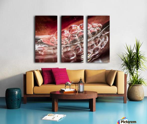 Festive - Festif Split Canvas print