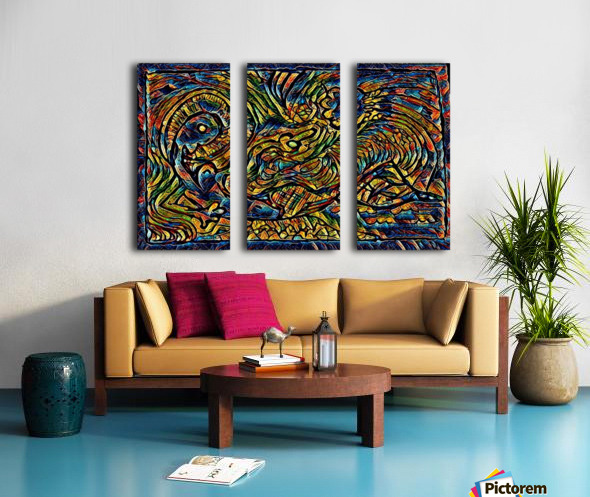nermind  Split Canvas print