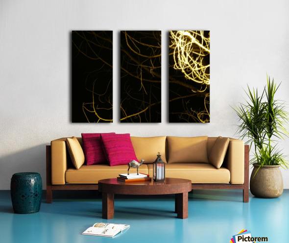 A (11) Split Canvas print