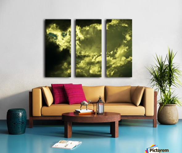 A (13) Split Canvas print