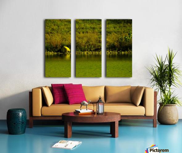 H (4) Split Canvas print