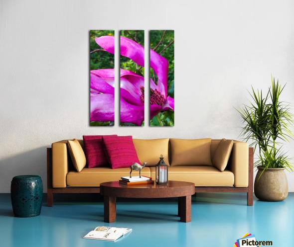 Peaceful pink  Toile Multi-Panneaux