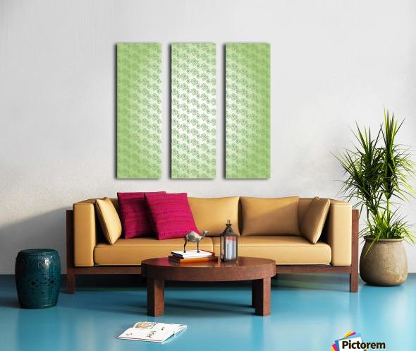Design Art Split Canvas print