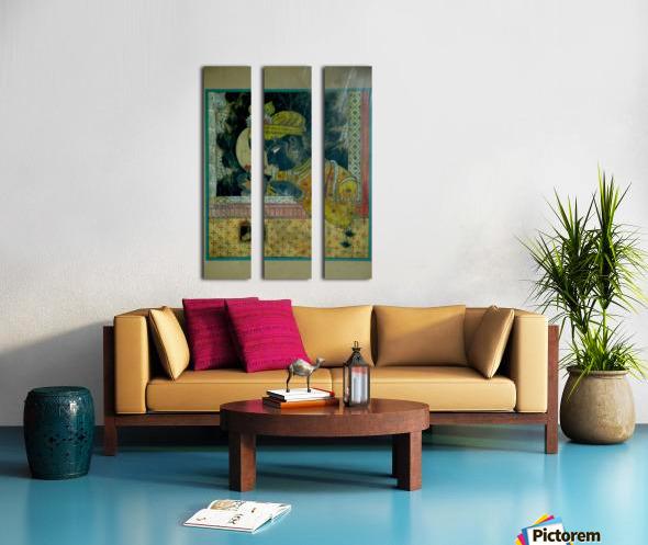 Untitled 7_copy Split Canvas print