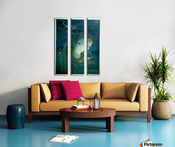 Untitled 6copy Split Canvas print