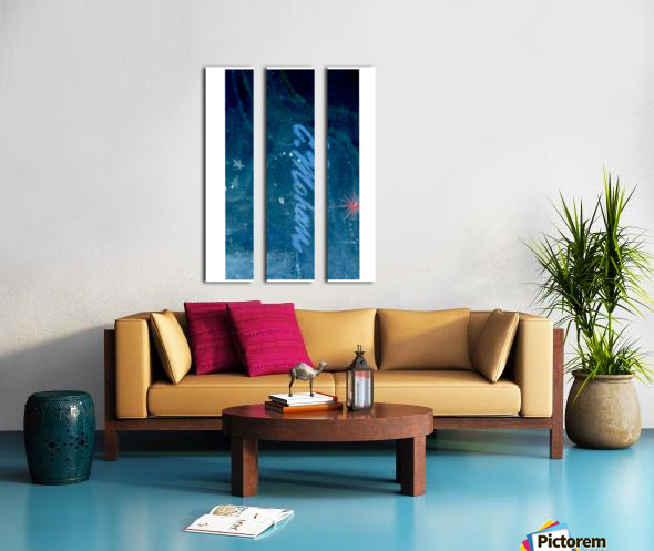 Untitled 5_copy Split Canvas print