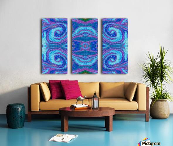 IkeWads027 Split Canvas print