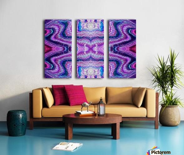 IkeWads090 Split Canvas print