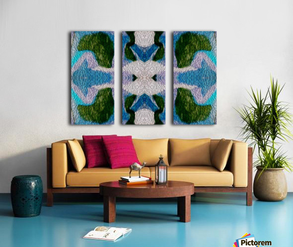 IkeWads118 Split Canvas print