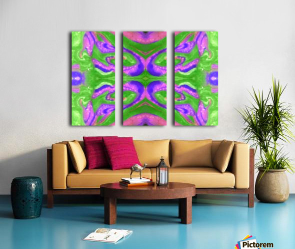 IkeWads133 Split Canvas print