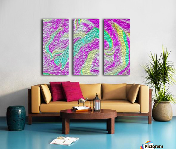 IkeWads155 Split Canvas print