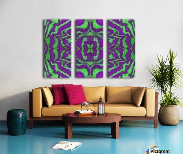 IkeWads181 Split Canvas print