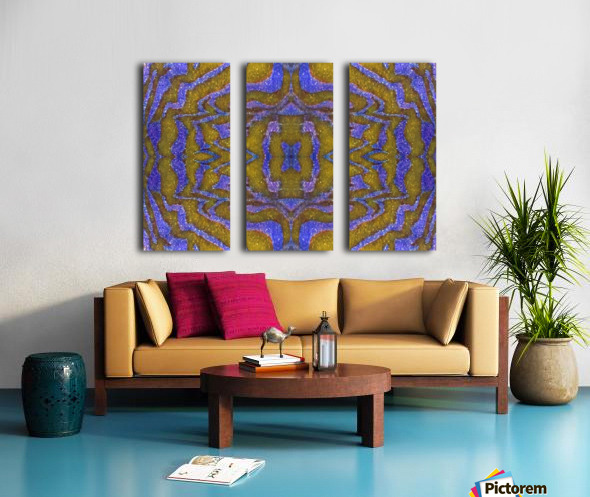 IkeWads176 Split Canvas print