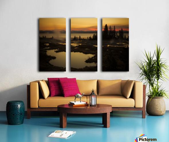 _S9A2665 Split Canvas print