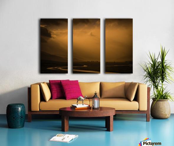 _S9A2102 Modifier 3 Split Canvas print