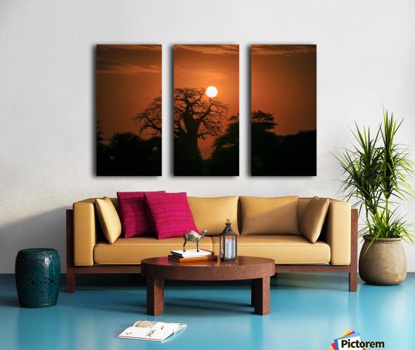 _49R8851 Split Canvas print
