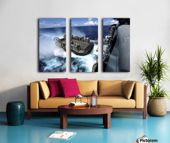 stk106309m Split Canvas print
